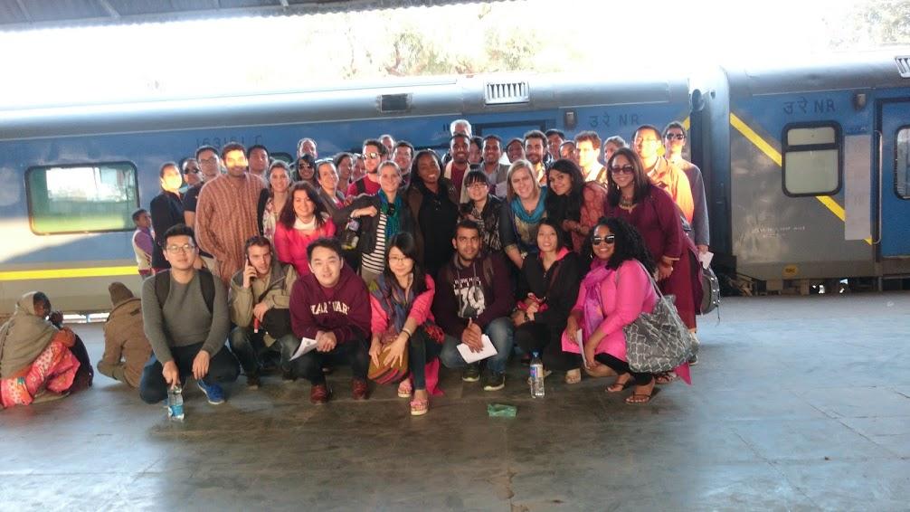Agra By Gatiman Train 1 day tour